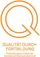 Qualität durch Fortbildung
